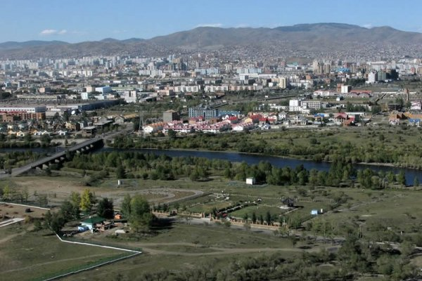 Mongolia to Cool City with Artificial Glacier