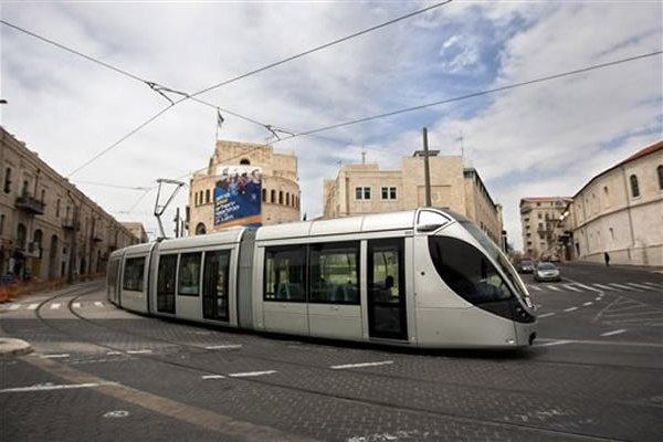 Tel Aviv Light Rail Project Underway News Construction