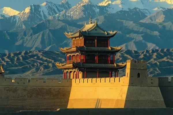 China Kicks Off Great Wall Protection Project