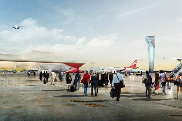 Georgia Began To Built Kutaisi Airport