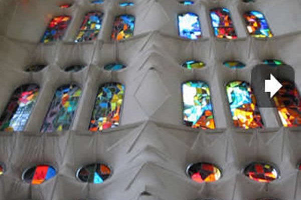 Exhibition On Antonio Gaudi In Vatican