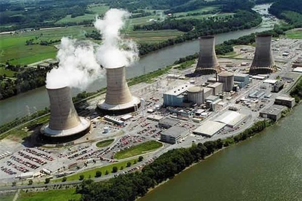 USA To Resume Construction Of Nuclear Reactors