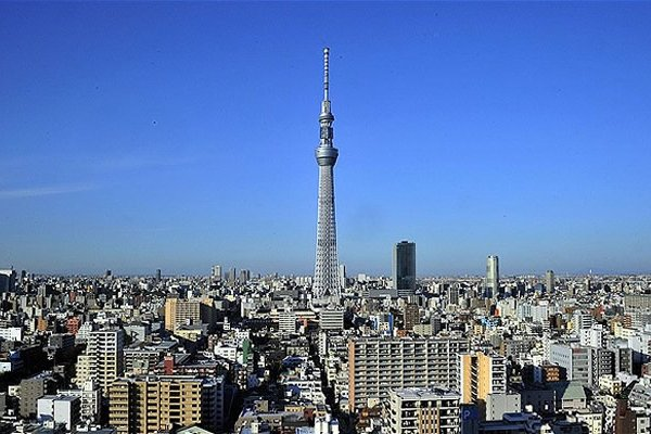 Tokyo Unveils World's Tallest Communications Tower