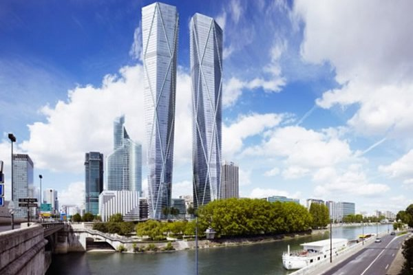 Europe's Tallest Towers Set To Rise