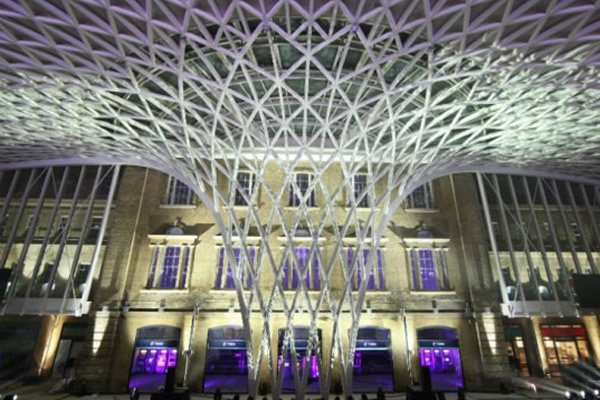 Renovation of London's Historic King's Cross Station Is Completed