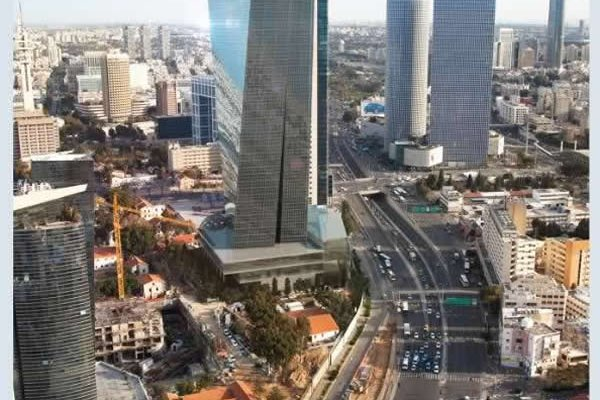 Plans Revealed For Israel's largest Office Tower