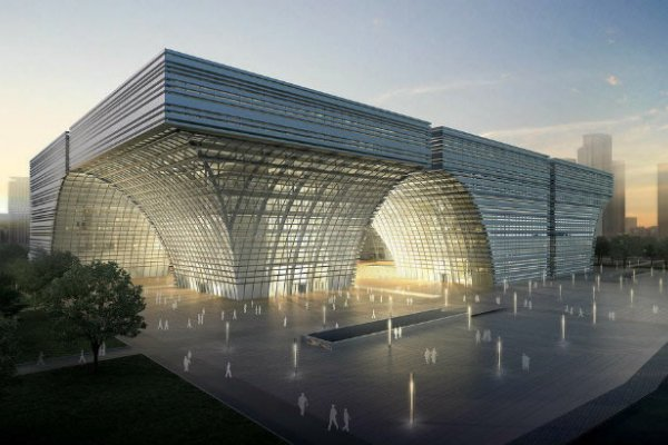 Naturally Daylight Cultural Center To Build In Changzhou