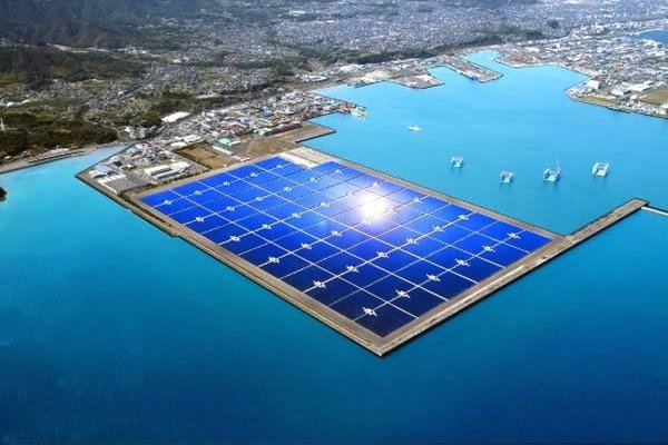 Japan's Largest Solar Power Plant Set For Construction