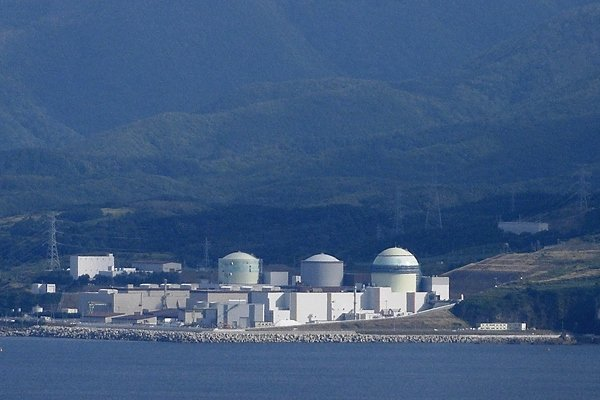 The Last Nuclear Plant Shut Down in Japan Today