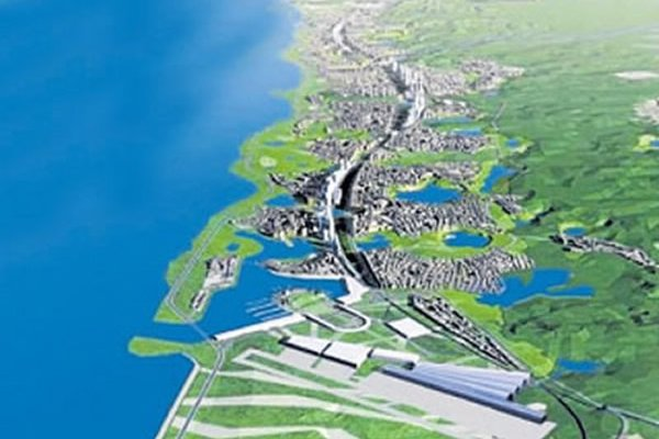 New Eco-Region Will Be Built In Istanbul