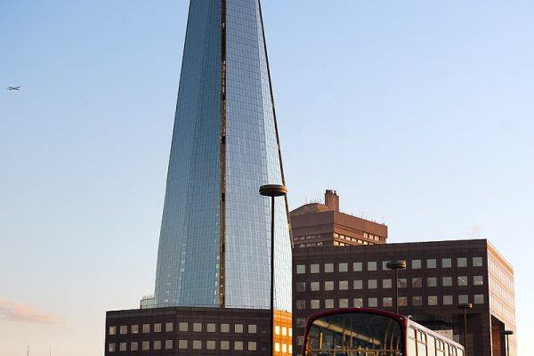 Europe's Tallest Building Opened