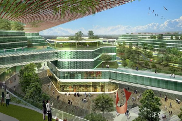 China Build Most Ecologically Friendly Cities