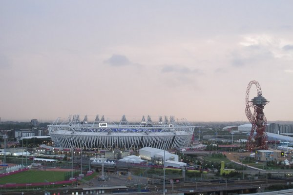 London's 2012 Olympic Park Opens After Years Of Preparation