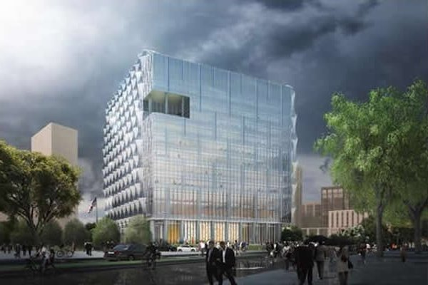 Designs Unveiled For One Of The Most Expensive Embassies Ever Built