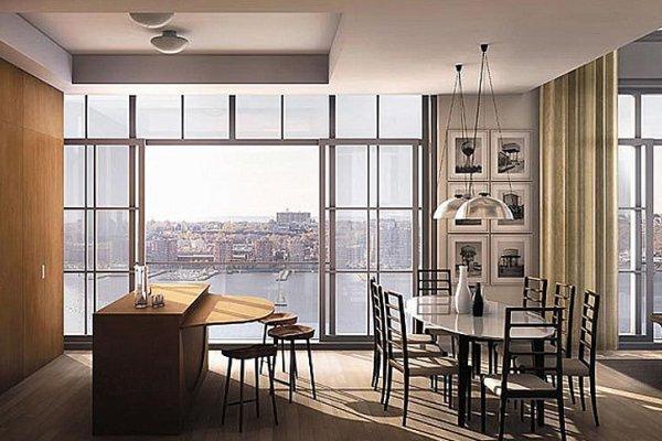 Nicole Kidman's New Penthouse