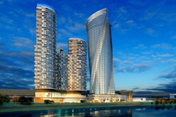 New Skyscraper City Is Planned For Moscow News