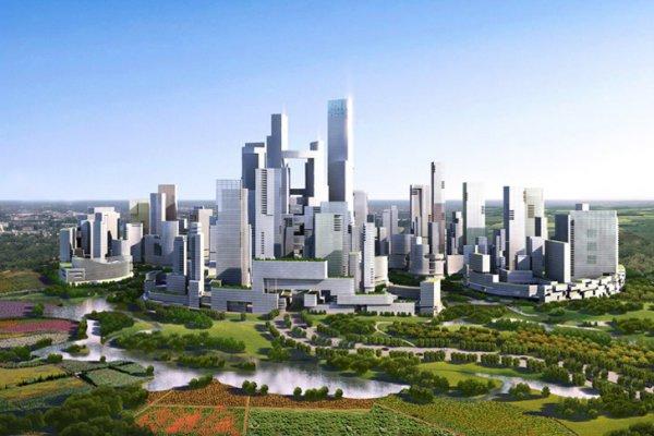 China To Create Car-Free Satellite City