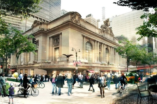 Foster + Partners Re-Imagines New-York Grand Central Terminal