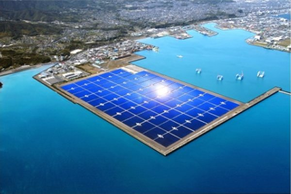 Construction Begin On Japans Largest Solar and Wind Power Plant