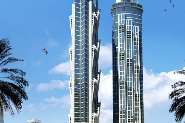 World's Tallest Hotel Makes Dubai Debut