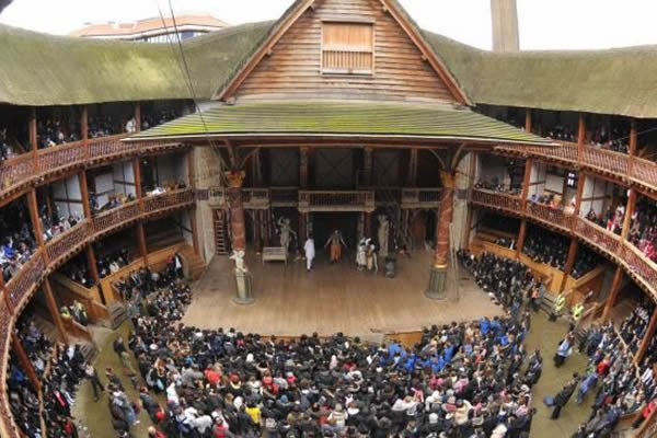 Indoor Theatre Was Built Near Shakespeare S Globe In