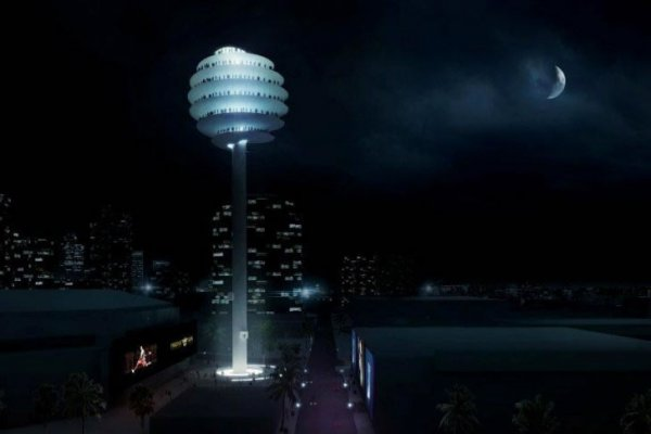 New Tower Will Become An Architectural Symbol Of City Phoenix
