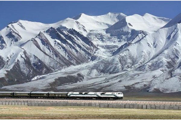 High-speed trains conquer the world
