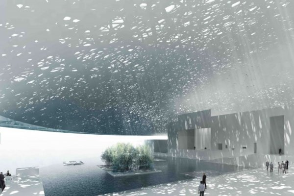 Abu-Dhabi Starts Construction Louvre Museum Branch After Delays