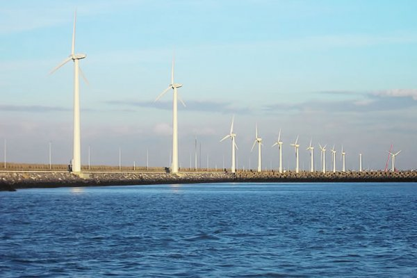 Belgium to Build Artifical Island for Wind Energy