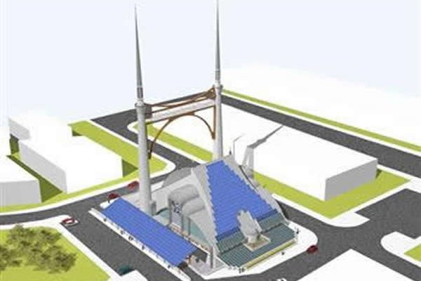 Renewable Energy-Generating Mosque To Build In Turkey