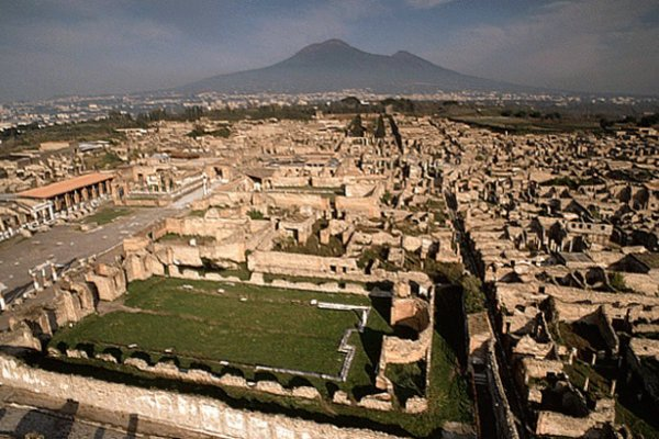 Restoration Of Roman City Of Pompeii Begins News