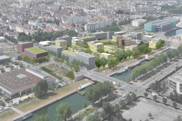New Eco-District To Be Built In Strasbourg