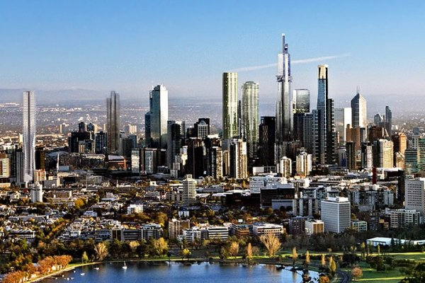 Tallest Building Of Southern Hemisphere To Be Built In Melbourne
