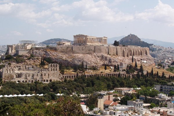 Greece To Sell Government Buildings