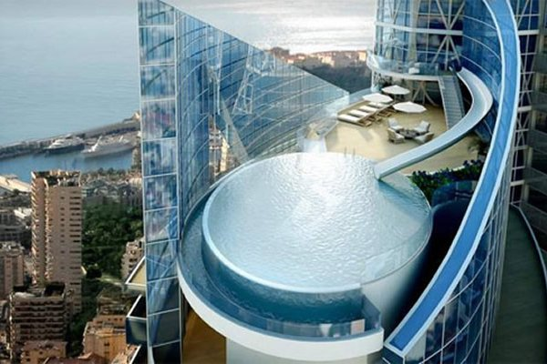 World's Most Expensive Penthouse Will be Built In Monaco