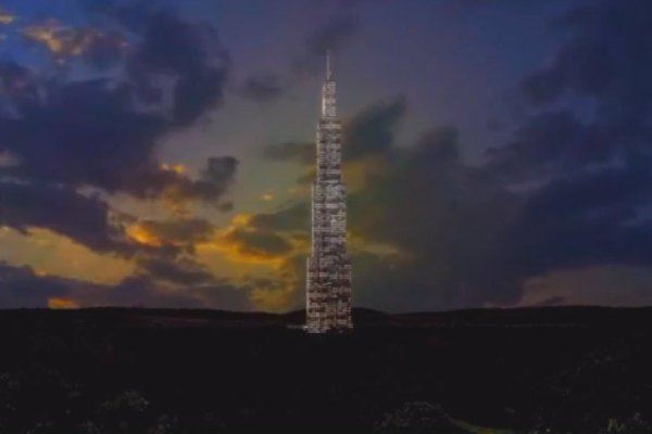 Sky City: World's Tallest Tower To Break Ground In June