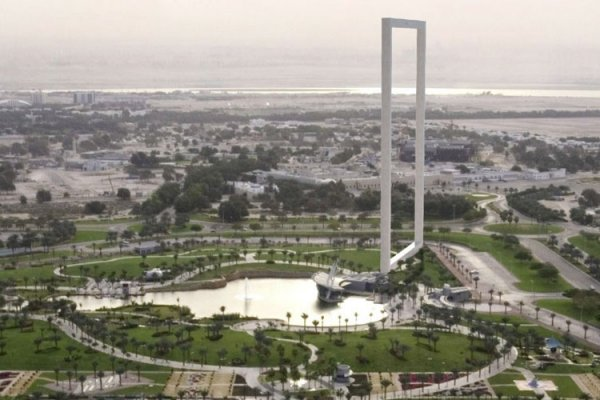 Dubai Frame to be Monument to Past and Future