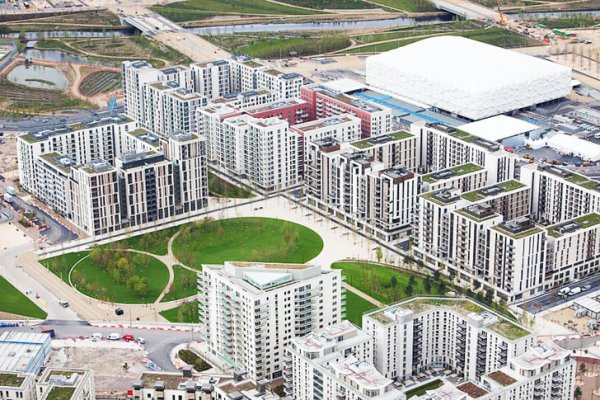 London's 2012 Olympic Village To Be Transformed Into Affordable Housing Units