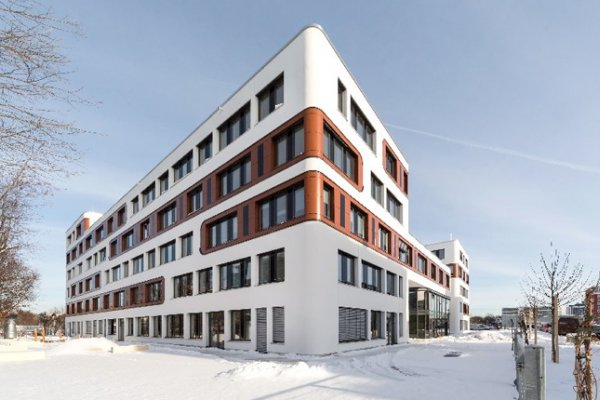 The World's Greenest Office Building Opens In Munich