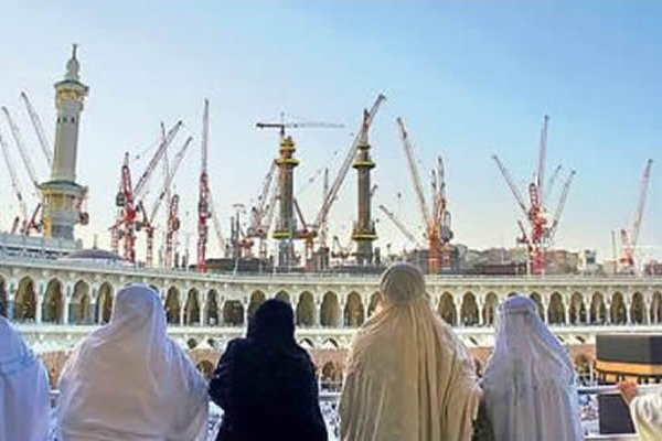 New Section Of Makkah Grand Mosque Opens