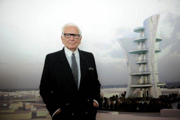 Pierre Cardin Cancels Vast Skyscraper Behind Venice