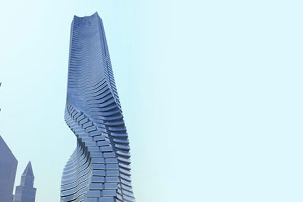 Italian Firm Aims To Revive Dubai Rotating Tower Plan