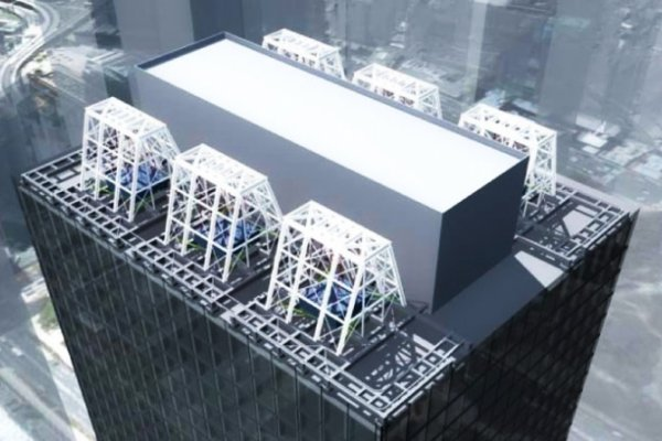 Giant Pendulums Could Save Skyscrapers From Earthquakes