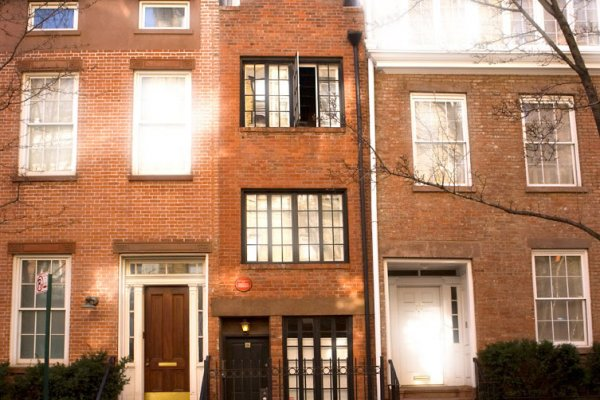 The Thinnest Town House Sold In New-York