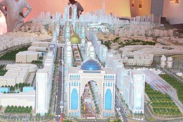 Սաուդյան Արաբիան Նորից Նախատեսում Է Նոր Քաղաք Կառուցել