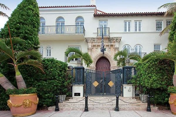Versace's former Miami Mansion Will Be Modified Into Hotel
