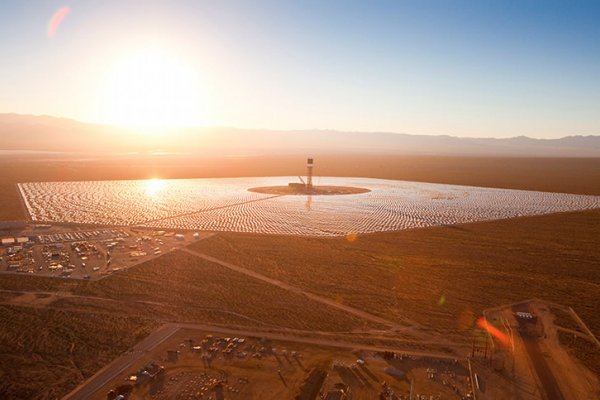 World's Largest Solar Thermal Energy Plant Opens In California