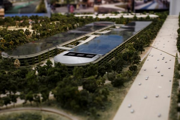 Plans For Apple's New Cupertino Headquarters Approved