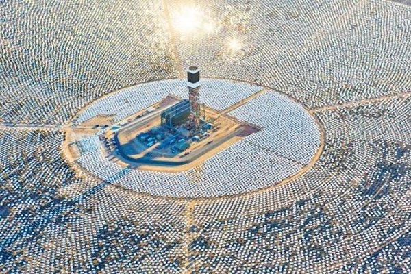 Israel Announces Plans For Solar Power Station In The Negev Desert
