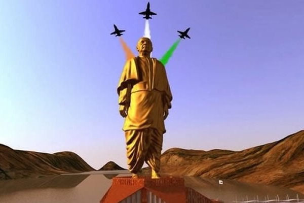 World's Tallest Statue Constructed In India